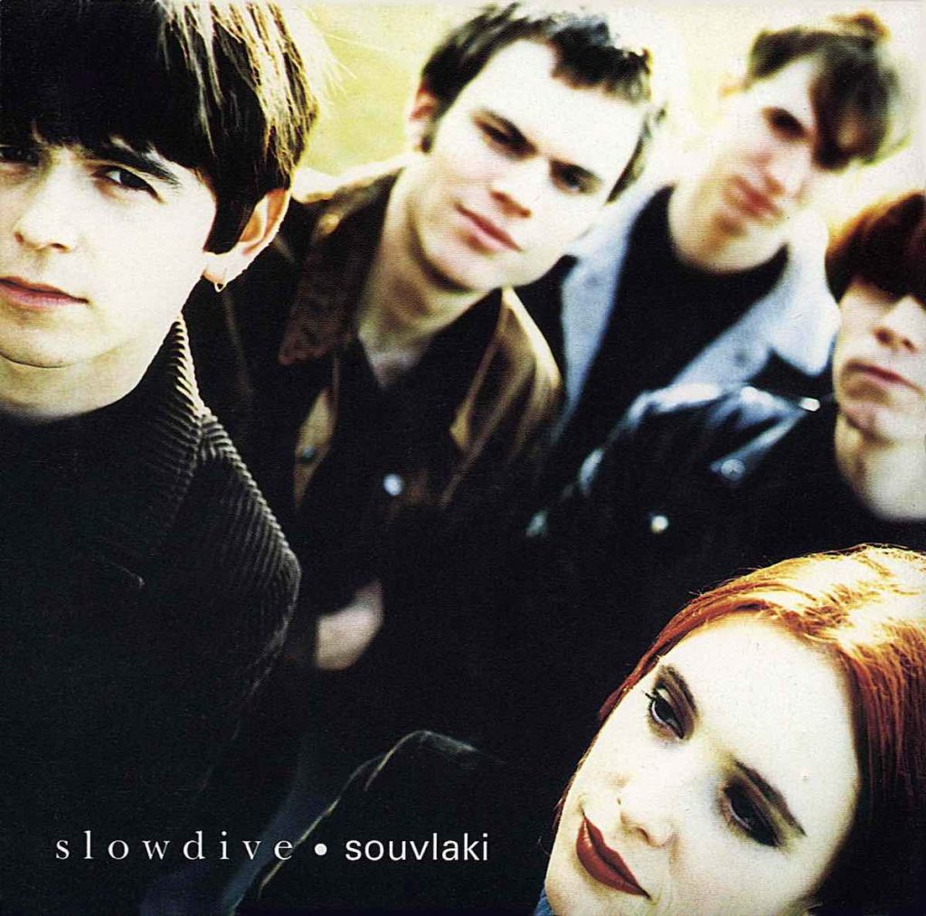 Things we learnt from the Slowdive listening party