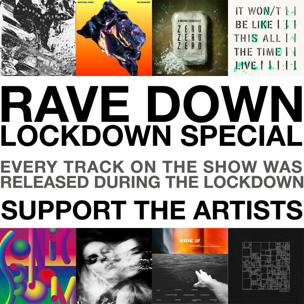 Radio Show – Lockdown special