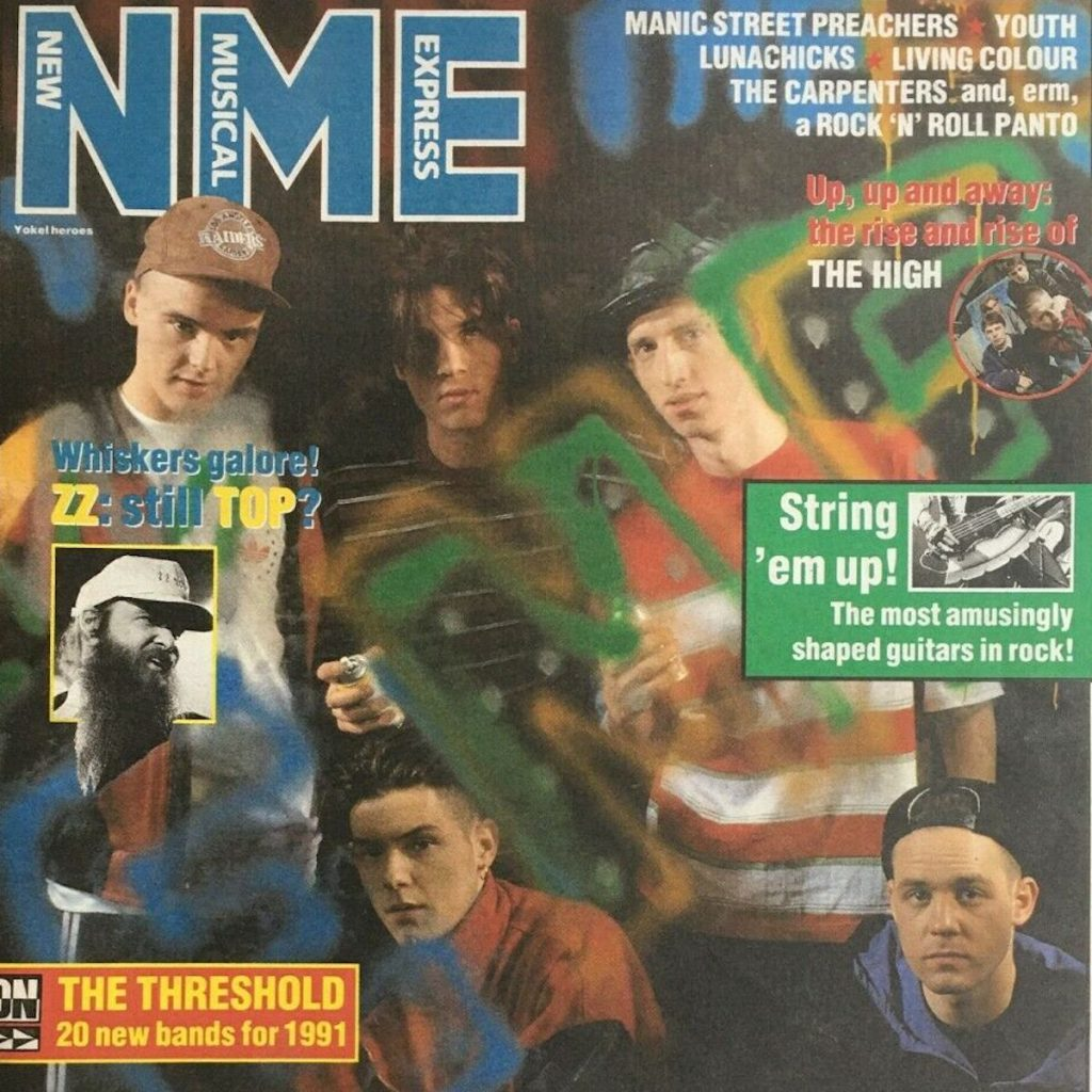 NME's tips for 1991